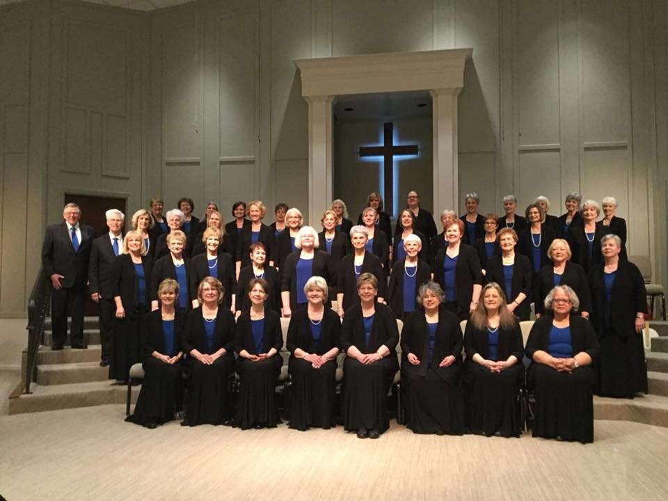The Louisiana Baptist Singing Women